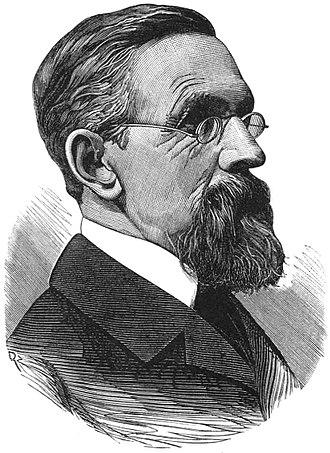 José Manuel Marroquín - Woodcut image of José Manuel Marroquín