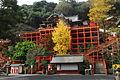Yūtoku Inari Shrine main hall.JPG
