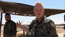YPG Volunteer Michael Enright on Frontline VOA 2.jpg