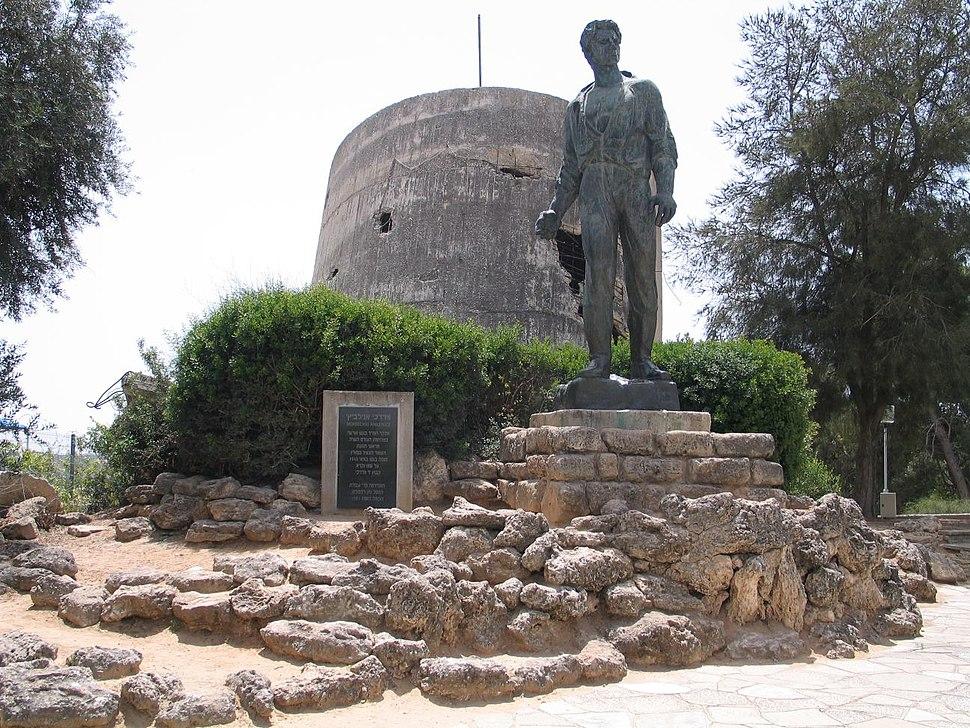 Yad-Mordechai-Anilevich-memorial-1