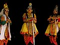 Yakshagana Performance at NINASAM (India Theatre Forum Stuyd Tour May 2013) (8764480330).jpg