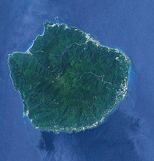 Yakushima island in Kagoshima, Japan