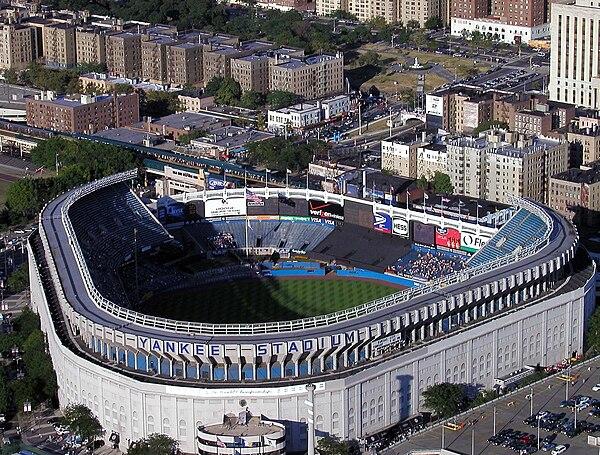Yankee Stadium 1923 Wikiwand