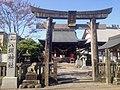 Yasaka Shrine of district Kuma Hita.jpg