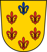 c70702aba8b Fleur-de-lis on the coat of arms of Ýñigo-Genio family