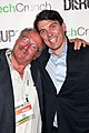 Yossi Vardi and Tim Armstrong TechCrunch (5752184484).jpg