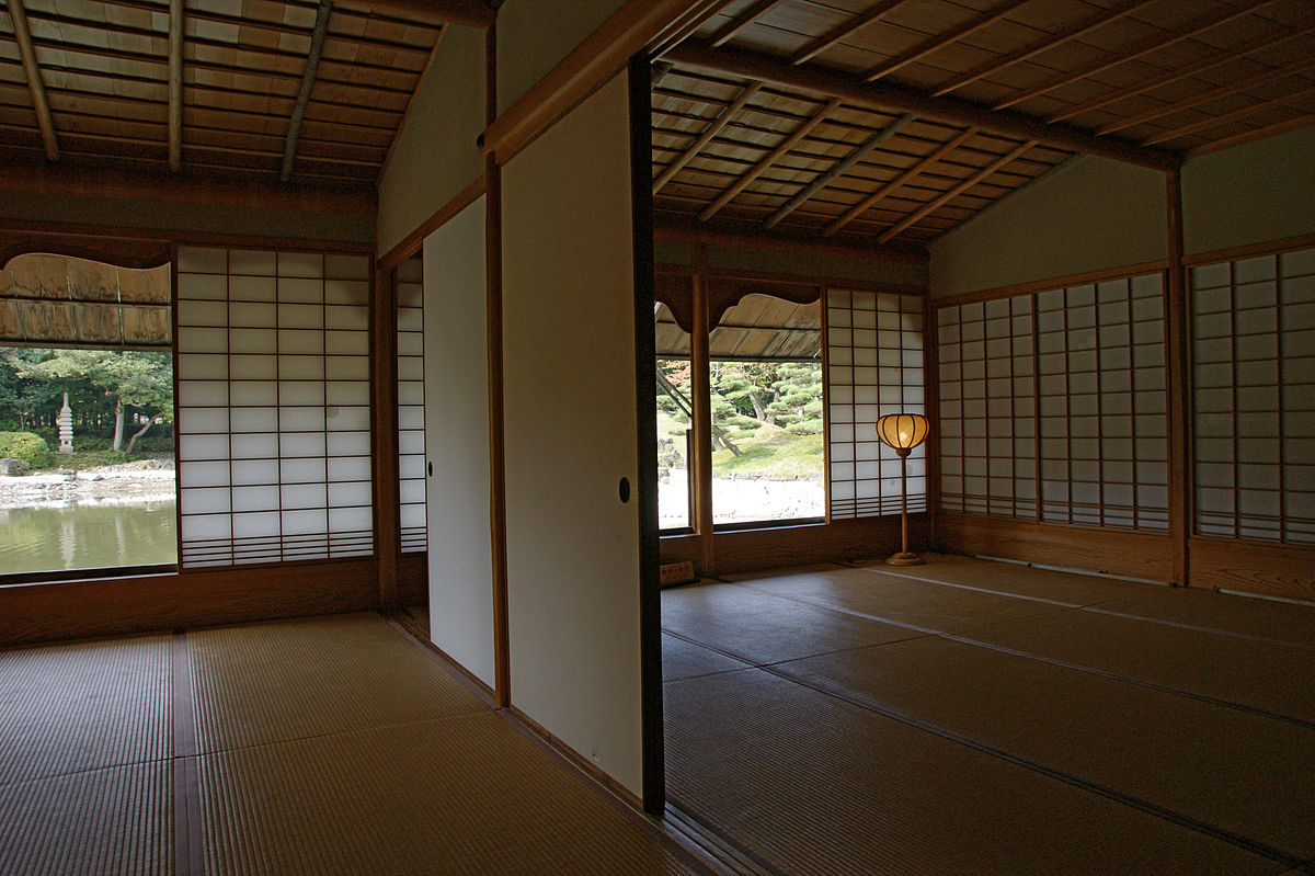 Tatami wikipedia for What is interior design