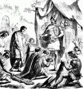 Romulus Augustulus et Odoacre