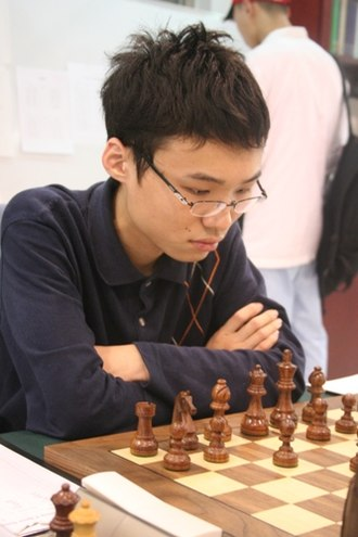 41st Chess Olympiad - Yu Yangyi of China won the individual gold medal in the open event.