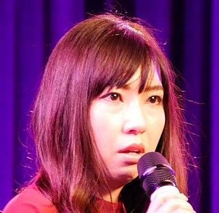 Yuriko Kotani Japanese comedian