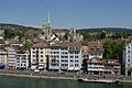 Zürich view from Lindenhof (2009).jpg