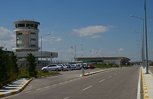 Zafer Airport - Image: Zafer Airport (5)
