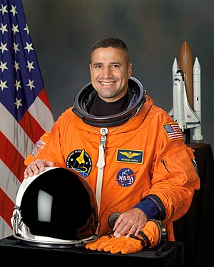 Colonel George D. Zamka, USMC, NASA astronaut
