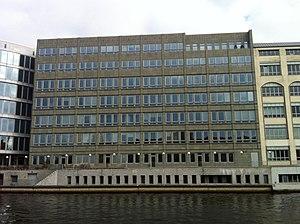 Gesellschaft zur Verfolgung von Urheberrechtsverletzungen e.V. - Headquarters in Berlin (Quarter Mitte)
