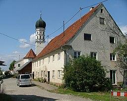 Zipperhecke in Neu-Ulm