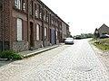 Zottegem Velzeke Lippenhovestraat kasseiweg (3) - 242299 - onroerenderfgoed.jpg