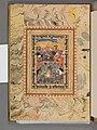"""Calligraphic Composition in Shape of Peacock"", Folio from the Bellini Album MET DP-12720-002.jpg"