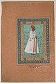 """Portrait of Jadun Rai Deccani"", Folio from the Shah Jahan Album MET sf55-121-10-6a.jpg"