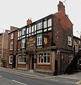 """The Yellow Lion"" Saltergate, Chesterfield (3638208111).jpg"
