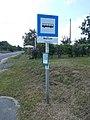 'Marcali, kápolna' bus stop, 2020 Marcali.jpg