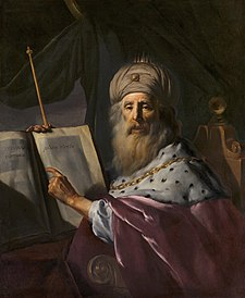 'Periander, The Tyrant of Corinth' by Paulus Moreelse.jpg