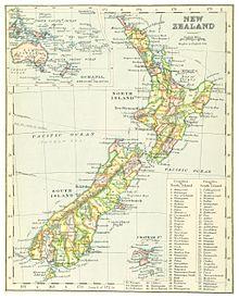 Colony of New Zealand - Wikipedia