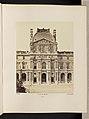 Édouard Baldus, Pavillon Denon (No. 7) - Getty Museum.jpg