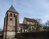 Église Saint-Lubin Saint-Lubin-des-Joncherets Eure-et-Loir France.jpg
