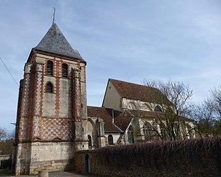 Saint-Lubin-des-Joncherets Commune in Centre-Val de Loire, France