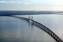 hvornår åbnede øresundsbroen