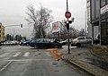 ČBu, K. Světlé, car accident 01.jpg
