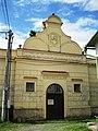 Židovský hřbitov (Tovačov), obřadní síň.JPG