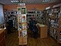 Абонемент бібліотеки - філії №13 Хмельницької міської ЦБС. Фото 1.jpg