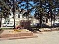 Братская могила советских воинов, погибших в годы Великой Отечественной войны; Георгиевск.jpg