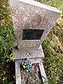 Братська могила радянських воїнів, які загинули восени 1943р Щербівське Дрімайлівка 03.jpg