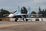 Будни авиагруппы ВКС РФ на аэродроме Хмеймим в Сирии (38).jpg