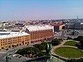 Вид с колоннады Исаакия на Асторию - panoramio.jpg