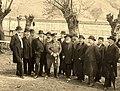Делегация от Дупница в щаба на 7-а пех. Рилска дивизия.jpg