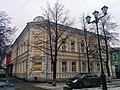 Доходный дом А. Н. Кузнецкого (Пермская, 74 - Газеты Звезда, 21) - panoramio.jpg
