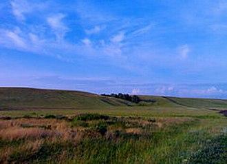Ishimsky District - Ishim Mounds, Ishimsky District