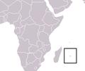 Карта ареалу виду Nastus borbonicus.png