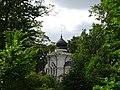 Кладбищенская церковь Св. Николая Чудотворца на Никольском кладбище Александро-Невской Лавры.jpg