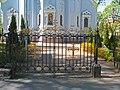 Кронштадт. Владимирский собор, ограда02.jpg