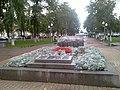 Мемориальный комплекс в Сквере Танкистов 201309101650 IMAG1652.jpg