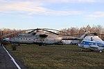 Ми-6. Музей гражданской авиации. Ульяновск. Ноябрь 2013 - panoramio.jpg
