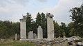 Никополис ад Иструм Античният град колони.jpg
