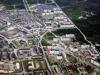 Olenegorsk, Murmansk Oblast Town in Murmansk Oblast, Russia