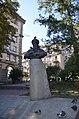 Пам'ятник Махтумкулі по вулиці Прорізній у Києві.JPG