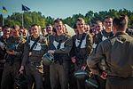 Підготовка Нацгвардії до військового параду на честь Дня Незалежності України 1228 (20461811556).jpg