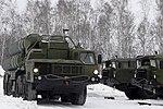 Расчеты ЗРС «С-300» на Кубани провели тренировку по уничтожению воздушных целей.jpg